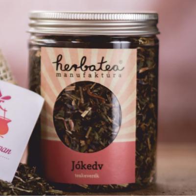 Jókedv tea